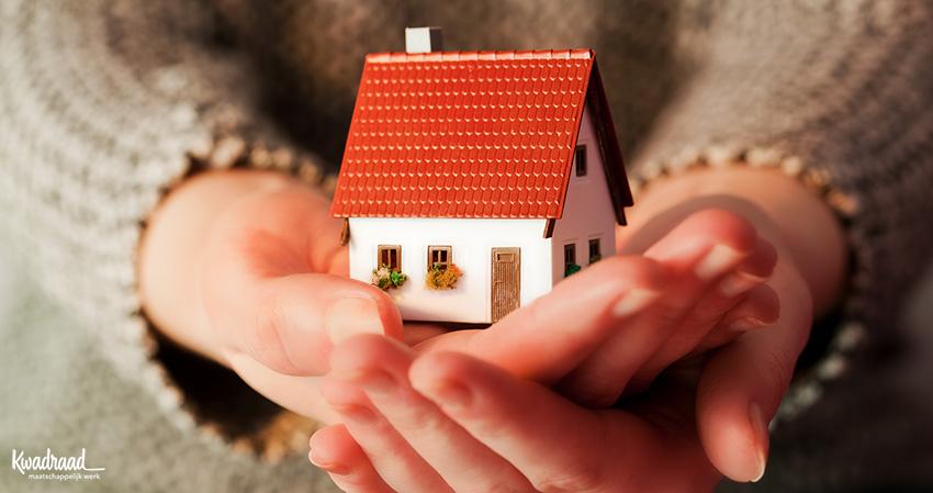 Kwadraad helpt bij financiele problemen. Bijvoorbeeld wanneer uitzetting of ontruiming dreigt.