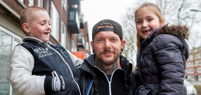 Kwadraad start met online forum voor vaders