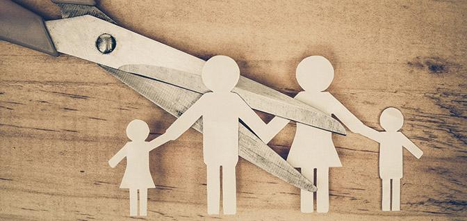Scheidingscafé De Ronde Venen: 'En de kinderen scheiden mee'