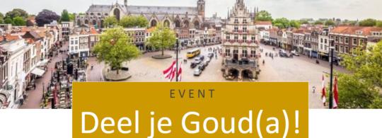 Event: Deel je Goud(a)! - Alle activiteiten in de stad op één site