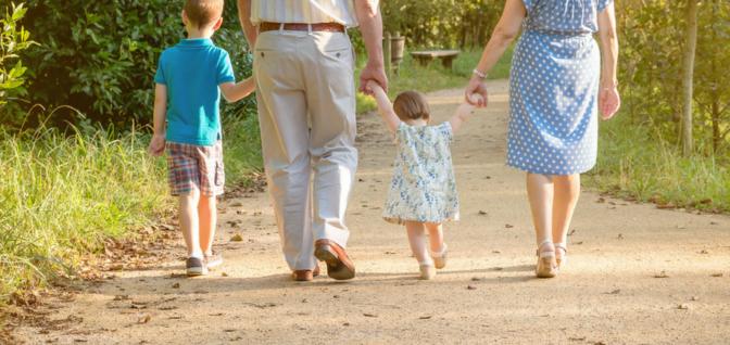 Webinar voor opa's en oma's