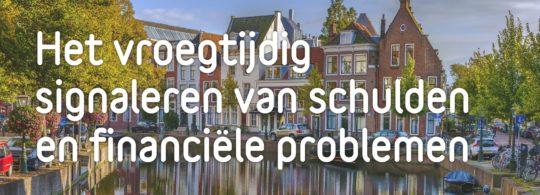 Pilot vroegsignalering in Leiden
