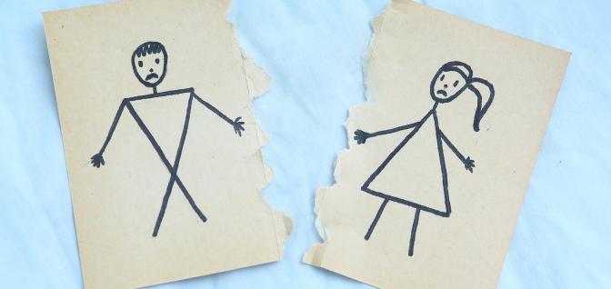 Verder na (echt)scheiding