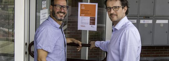 Kwadraad en Stek starten samen woonspreekuur HAIP