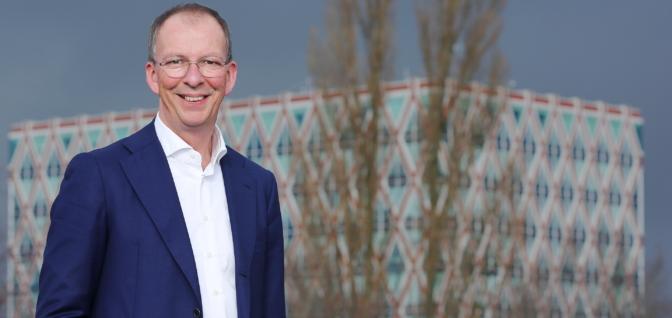 Bestuurder René Verkuylen neemt afscheid van Kwadraad Maatschappelijk Werk
