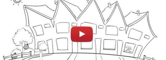 Buurtbemiddeling (animatie)