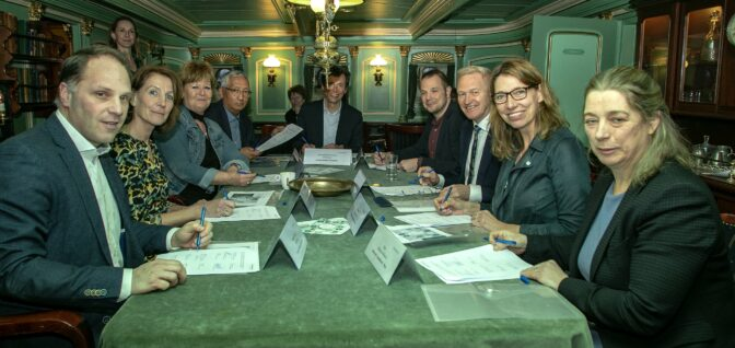 Unieke samenwerking in het sociaal gebiedsteam Hellevoetsluis–Westvoorne